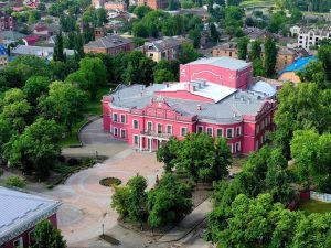 Театр імені Кропивницького пропонує новорічну виставу для дітей (АФІША)