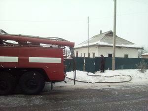 Кіровоградська область: У селі Інгульське загорілася приватна майстерня