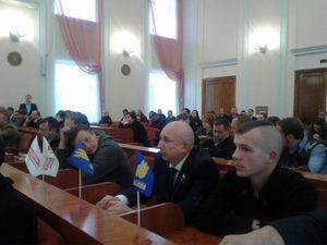 На сесії Кіровоградської міськради депутат-свободівець запобіг наданню землі підприємству «Екостайл»