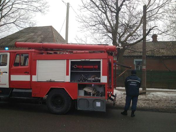 У Кропивницькому під час пожежі загинула пенсіонерка