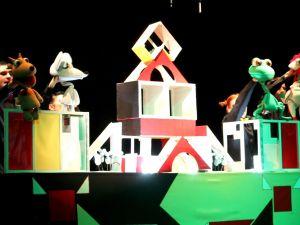 """Кропивницький: Як пройшов фестиваль """"Scene-Fest"""" у ляльковому театрі?"""