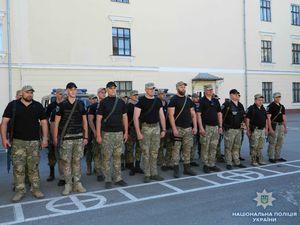 У Кропивницькому бійці роти «Святослав» вирушили на схід захищати суверенність держави (ФОТО)