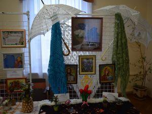 У Кропивницькій міській раді відкрилась виставка ужиткового мистецтва