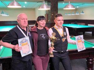 У Кропивницькому визначили переможців змагань зі спортивного більярду