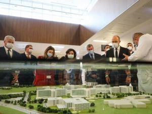 Україна вивчає досвід реалізації проєкту міської лікарні у Туреччині