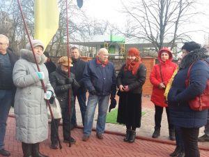 У Кропивницькому вшанували пам'ять майора ЗС України Володимира Степанка