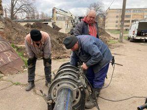 Водопостачання у трьох мікрорайонах Кропивницького стане якіснішим