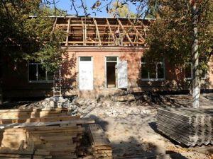 Кіровоградщина: Як проходить ремонт інфекційного відділення у Бобринецькій лікарні