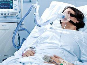 Кіровоградщина: До апаратів штучної вентиляції легень підключено тринадцять тяжкохворих