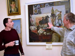 Кропивницький: Музей мистецтв відзначив День неспішного мистецтва