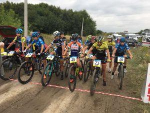Кропивницькі велосипедисти показують кращі результати на всеукраїнських змаганнях