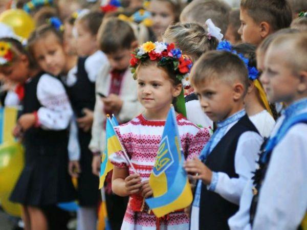 Кіровоградщина: Скільки першачків пішло до школи у цьому році?