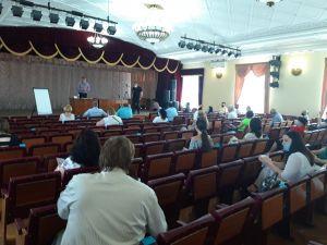 Хто очолив Громадську раду при міськвиконкомі у Кропивницькому?