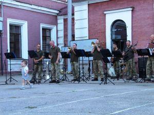 У Кропивницькому відбувся концерт під відкритим небом (ВІДЕО, ФОТО)