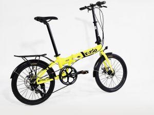 ТОП-3 складных велосипеда в Украине