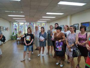У Кропивницькому до Дня Незалежності відкрилася виставка мистецьких листівок (ФОТО)
