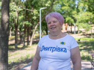 Голова Дмитрівської громади приєдналась до Всеукраїнського флешмобу