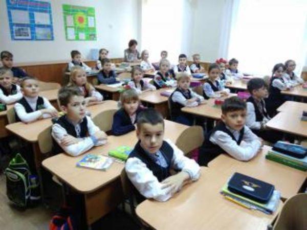 Інспектор поліції завітав до учнів 2-А класу гімназії Шевченка у Кропивницькому
