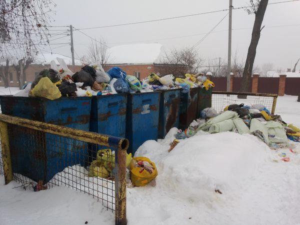 Чи вирішується «сміттєве» питання в Україні?