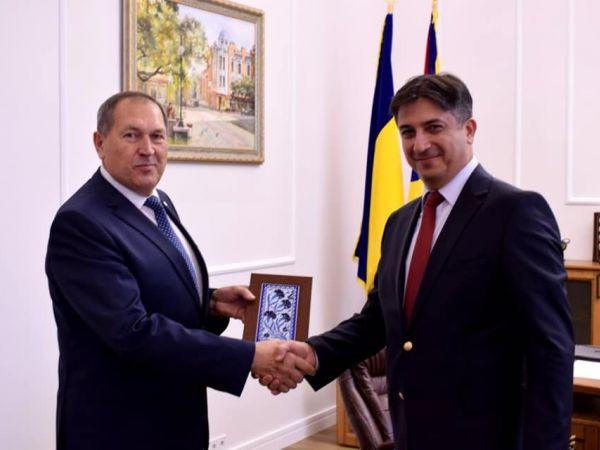 Посольство Турецької Республіки завітало до Кропивницького