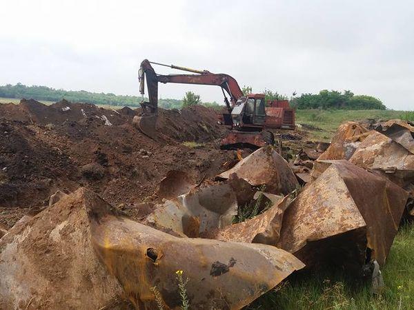 З'явились нові подробиці чорних розкопок «Кіровоградського Чорнобиля»