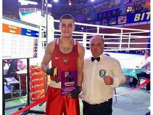 Кропивницький боксер виборов «бронзу» на Всеукраїнському турнірі