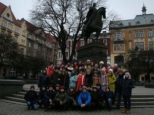 Ансамбль «Росинка» з  Кропивницького переміг на  фестивалі «Різдвяні канікули»