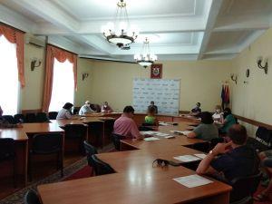 Декомунізація в дії: У Кропивницькому обговорили перейменування площі Дружби народів