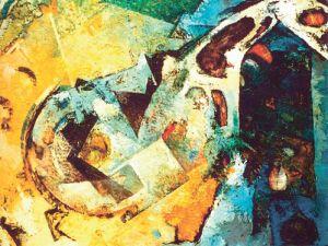 У Кропивницькому презентують віртуальну виставку «Абстрактні сентенції Оксани Журавель»
