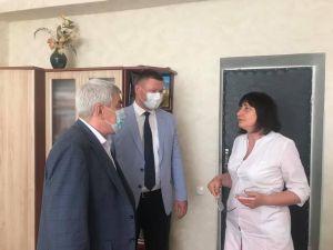 Кіровоградщина: Керівництво області інспектує без попередження пункти вакцинації