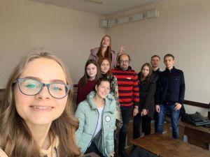 Як журналістка «Утреннего города» розповідала про медіа та соцмережі кропивницьким студентам (ФОТО)