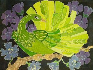 У Кропивницькому молоді художники представили роботи з батіку