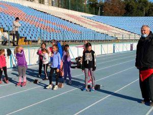 У Кропивницькому визначилися кращі юні легкоатлети міста