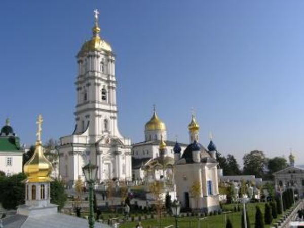На выходные в Почаевскую лавру: советы паломникам