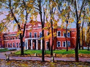 У Кропивницькому  перед очима  поціновувачів мистецтва  предстали «Чарівні барви моєї Батьківщини»
