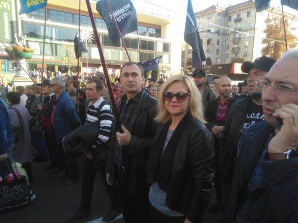 Кропивницькі націоналісти долучилися до Маршу УПА у столиці