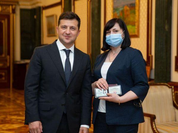 Марія Чорна очолює Кіровоградську облдержадміністрацію