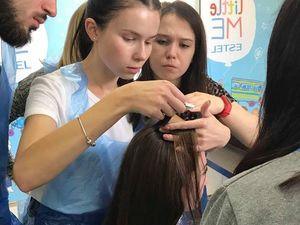 В Кропивницком запущен образовательный проект парикмахерского искусства «Эстель Кропивницкий Студио»