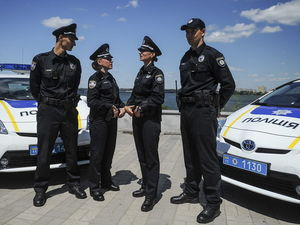 Поліцейські забезпечуватимуть охорону публічного порядку під час проведення футбольних матчів