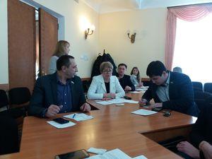 Кропивницький: Фортечна рада підняла питання з приводу проїзду вантажних машин через центр міста