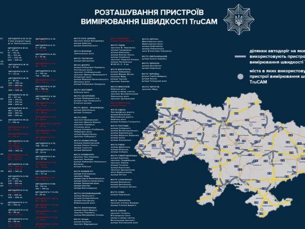 Яким чином поліція посилює контроль на дорогах України
