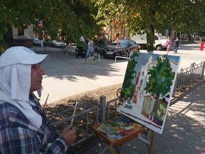 Як краса міста Кропивницького надихає художників на творчість?