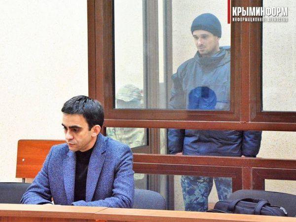 Захоплений у полон командир катеру Роман Мокряк, родом з Кіровоградщини, відмовився давати свідчення ФСБ
