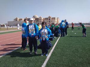 Кропивницькі спортсмени з обмеженими можливостями беруть участь у Олімпіаді