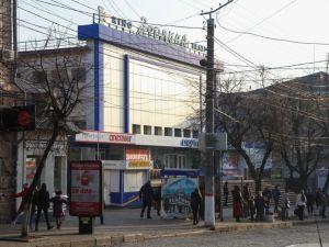 Інтерв'ю про ситуацію з супермаркетом у центрі Кропивницького