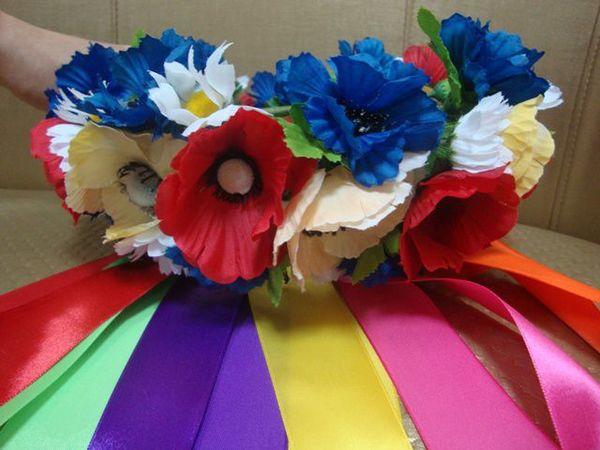 """Цьогоріч на День Незалежності кропивничани об'єднуватимуть вишиті стрічки у """"Вінку єдності"""""""