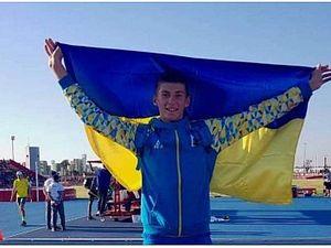 Кропивницький легкоатлет завоював бронзу на Юнацьких Олімпійських Іграх