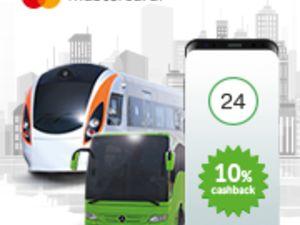 ПриватБанк доплачує за квитки в Приват24