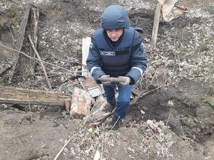 Кіровоградська область: Cапери ДСНС знищили 67 боєприпасів часів Другої світової війни