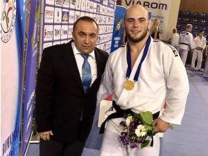 Дзюдоїст із Кропивницького став володарем Кубку Європи